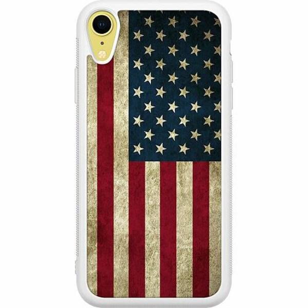 Apple iPhone XR Soft Case (Vit) USA