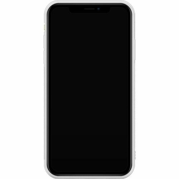 Apple iPhone XR Soft Case (Vit) Wisteria