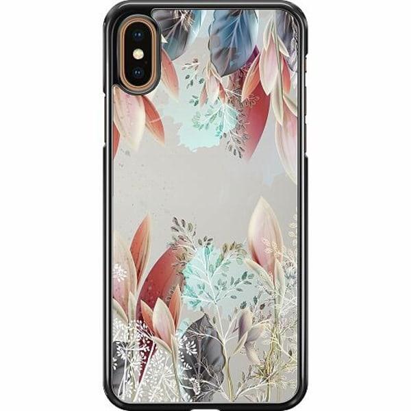 Apple iPhone XS Max Hard Case (Svart) Dove