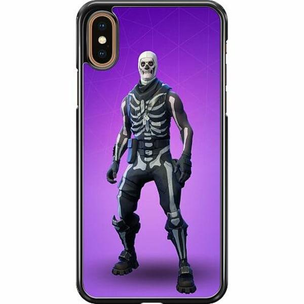 Apple iPhone XS Max Hard Case (Svart) Fortnite