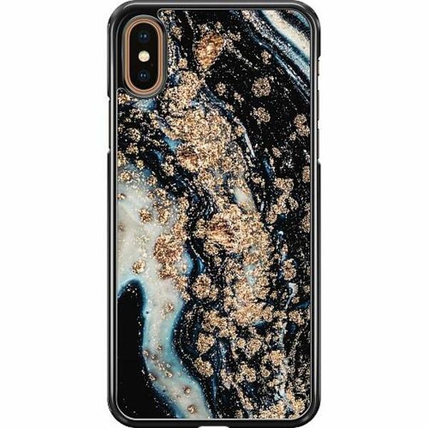 Apple iPhone XS Max Hard Case (Svart) Jet