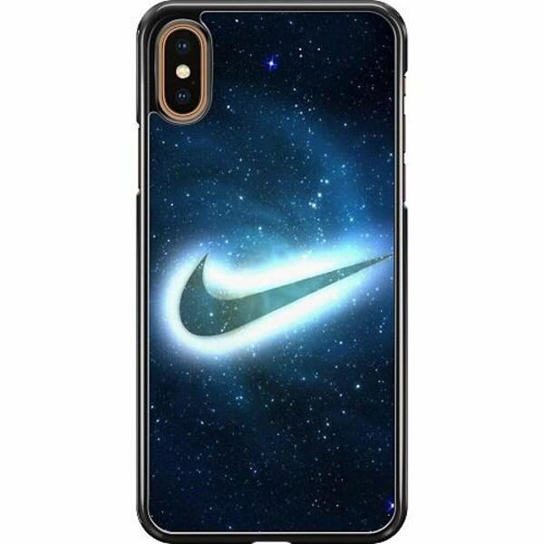 Apple iPhone XS Max Hard Case (Svart) Nike