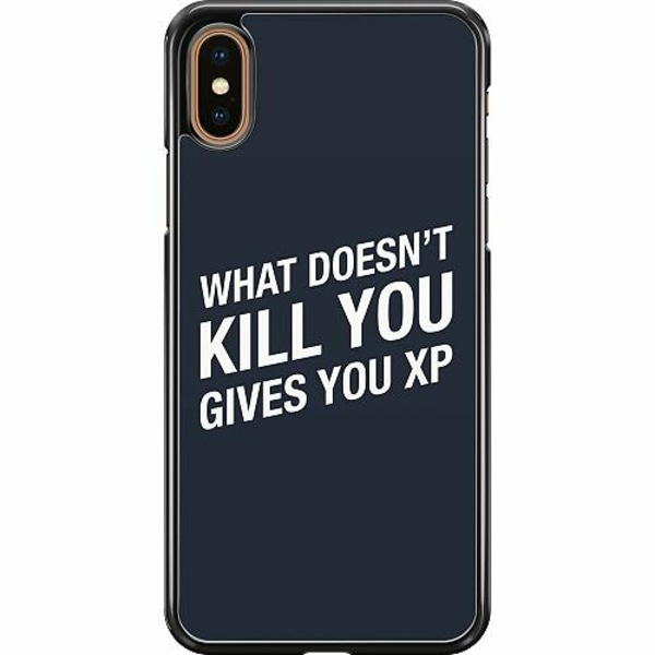Apple iPhone XS Max Hard Case (Svart) XP