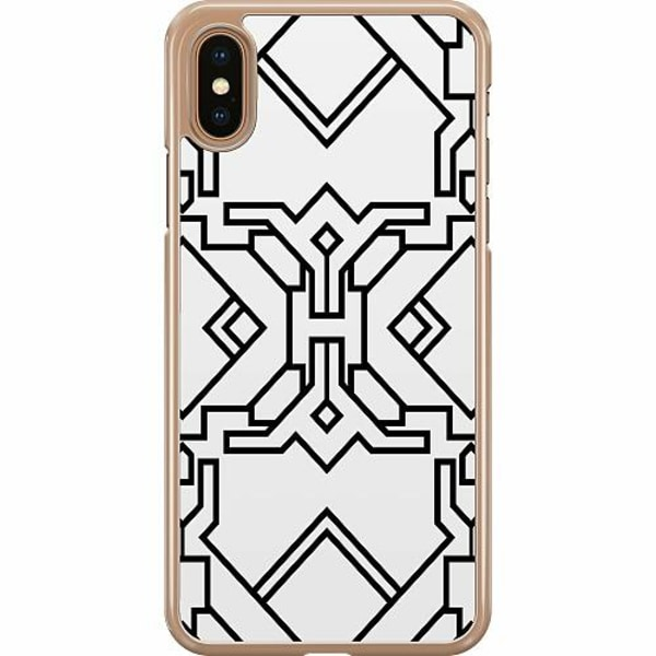 Apple iPhone XS Max Hard Case (Transparent) Probably No