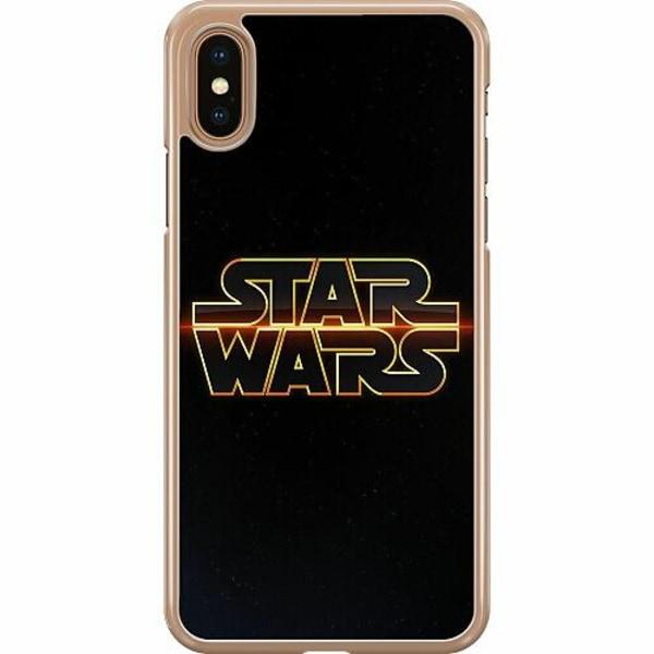 Apple iPhone XS Max Hard Case (Transparent) Star Wars