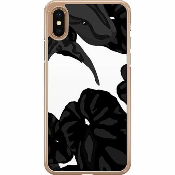 Apple iPhone XS Max Hard Case (Transparent) Wandah
