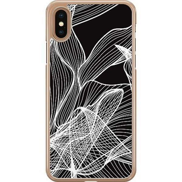 Apple iPhone XS Max Hard Case (Transparent) XR