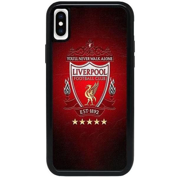 Apple iPhone XS Max Heavy Duty 2IN1 YNWA Liverpool