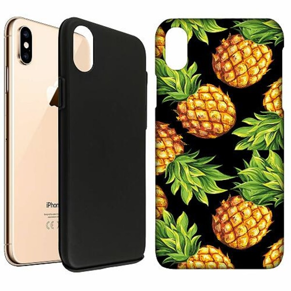 Apple iPhone XS Max LUX Duo Case (Matt) Favourite Express