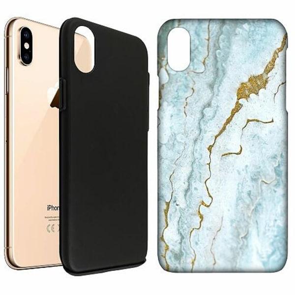 Apple iPhone XS Max LUX Duo Case (Matt) Frigus Glacies