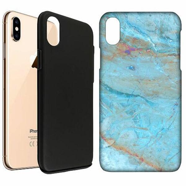 Apple iPhone XS Max LUX Duo Case (Matt) Inland Influence