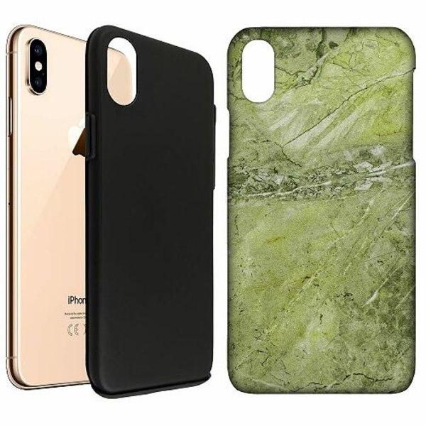 Apple iPhone XS Max LUX Duo Case (Matt) Sage Stone