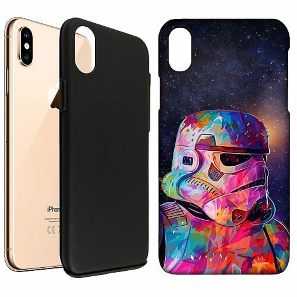 Apple iPhone XS Max LUX Duo Case (Matt) Star Wars