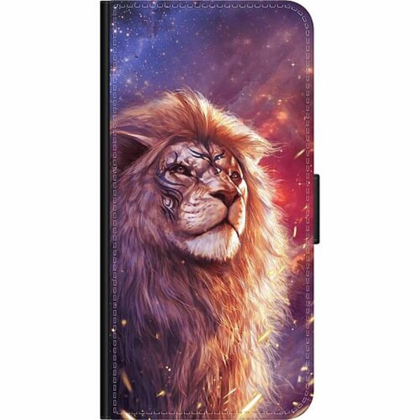 Apple iPhone 8 Plus Wallet Case Lion