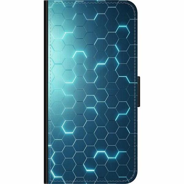 Samsung Galaxy Note 10 Plus Wallet Case Mönster