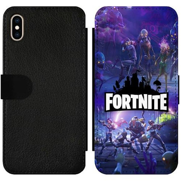 Apple iPhone XS Max Wallet Slimcase Fortnite