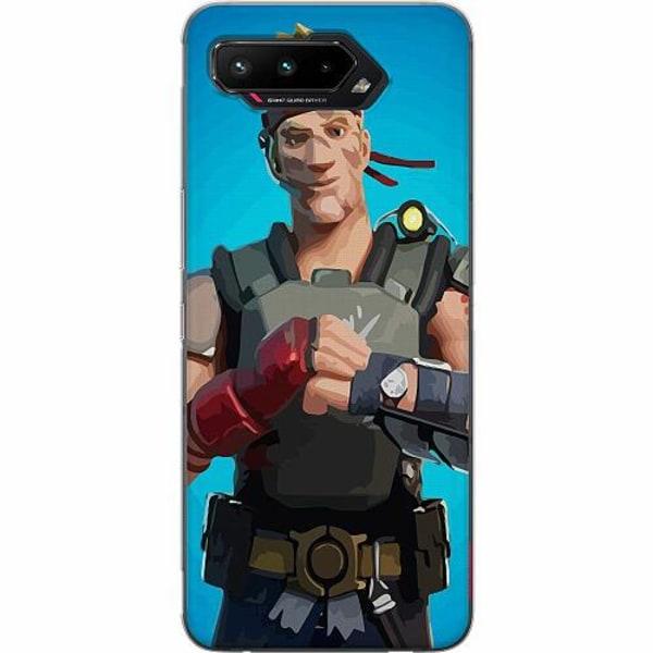 Asus ROG Phone 5 Thin Case Fortnite 2021