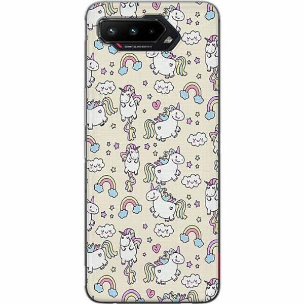 Asus ROG Phone 5 Thin Case UNICORN