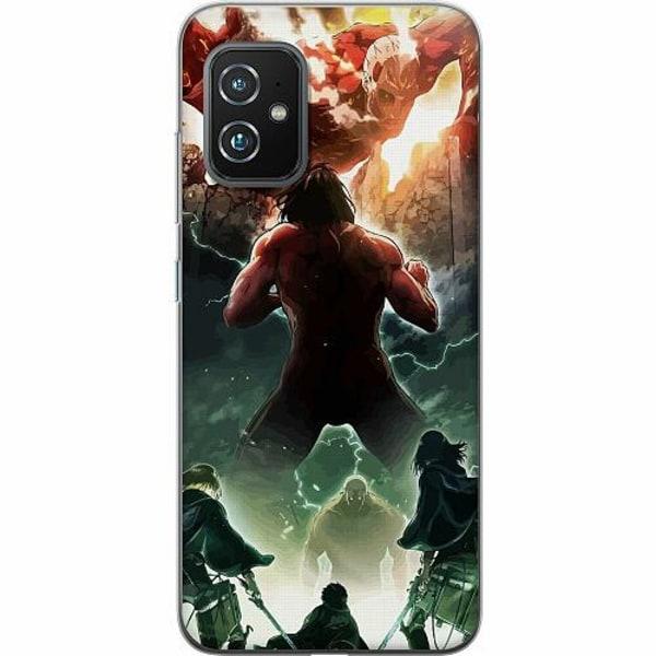 Asus Zenfone 8 TPU Mobilskal Attack On Titan
