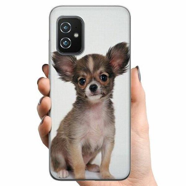 Asus Zenfone 8 TPU Mobilskal Chihuahua