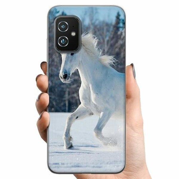 Asus Zenfone 8 TPU Mobilskal Häst / Horse