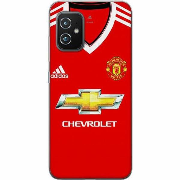 Asus Zenfone 8 TPU Mobilskal Manchester United FC