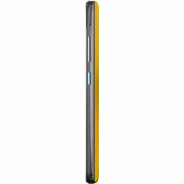 Asus Zenfone 8 TPU Mobilskal Papaya