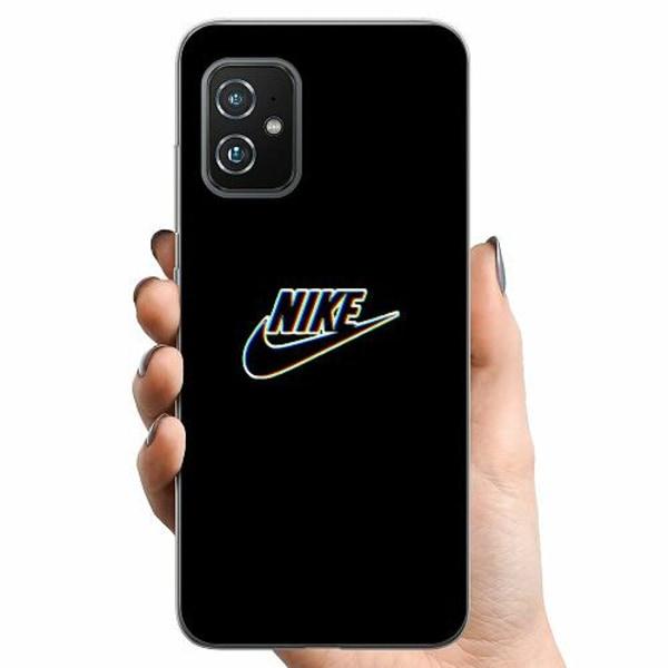 Asus Zenfone 8 TPU Mobilskal Statement