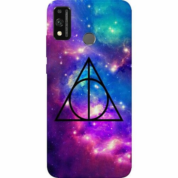 Huawei Honor 9X Lite Thin Case Deathly Hallows