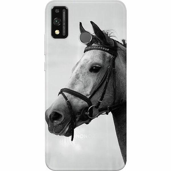 Huawei Honor 9X Lite Thin Case Häst
