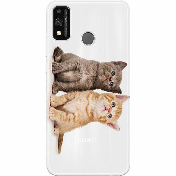 Huawei Honor 9X Lite Thin Case Katter