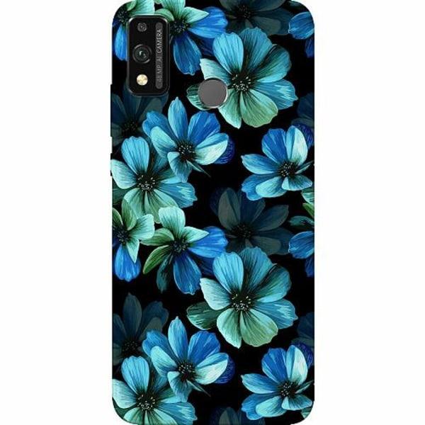 Huawei Honor 9X Lite Thin Case Midnight Garden