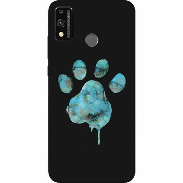 Huawei Honor 9X Lite Thin Case Paw