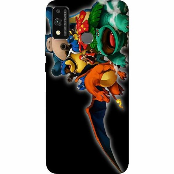 Huawei Honor 9X Lite Thin Case Pokemon