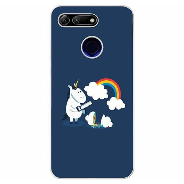 Huawei Honor View 20 Soft Case (Frostad) UNICORN