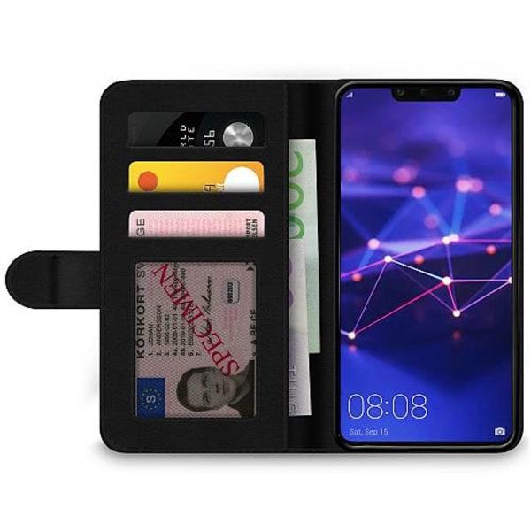 Huawei Mate 20 Lite Wallet Case Anime