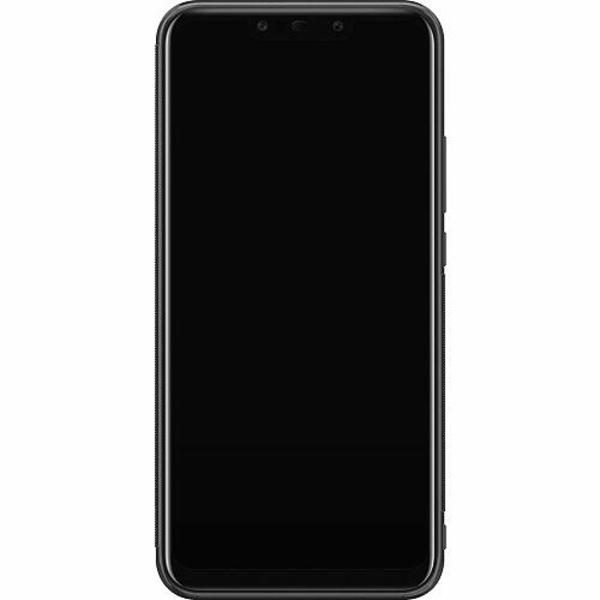Huawei Mate 20 Lite Soft Case (Svart) Fashion
