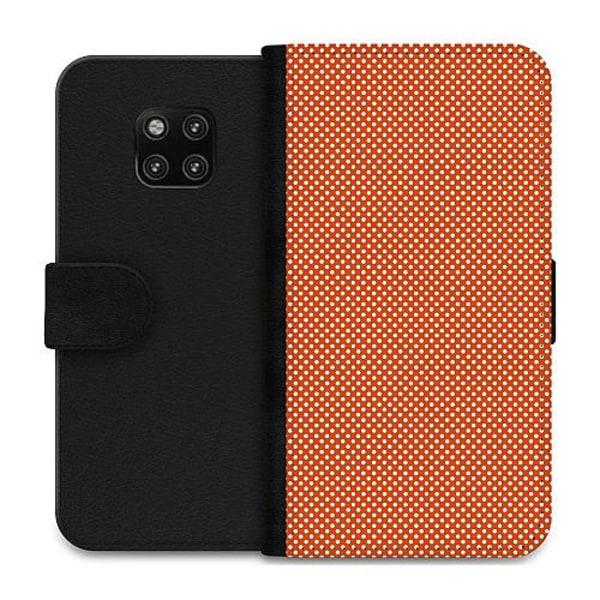 Huawei Mate 20 Pro Plånboksfodral Orange Droplets