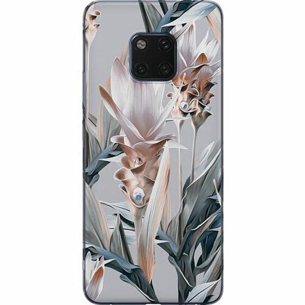 Huawei Mate 20 Pro Mjukt skal - Bloom