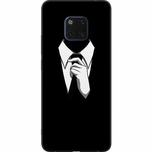 Huawei Mate 20 Pro Mjukt skal - Gentleman