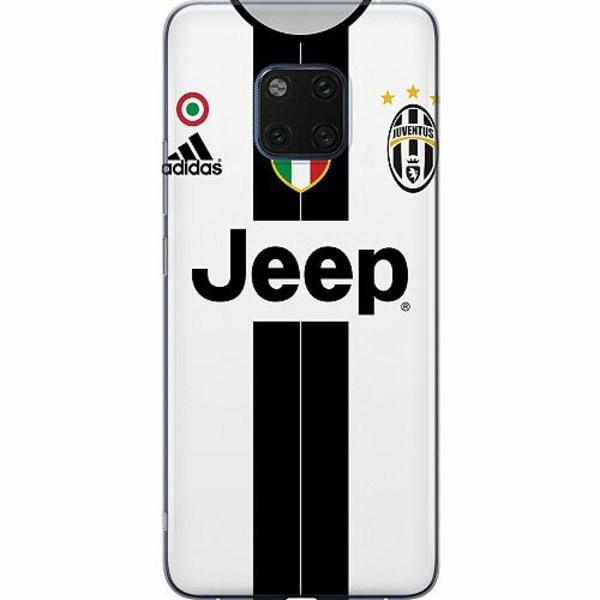 Huawei Mate 20 Pro Mjukt skal - Juventus Football