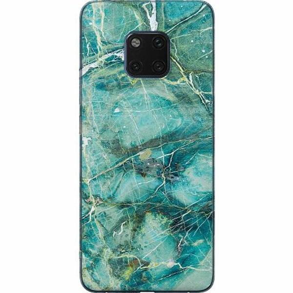 Huawei Mate 20 Pro Mjukt skal - Light Emerald