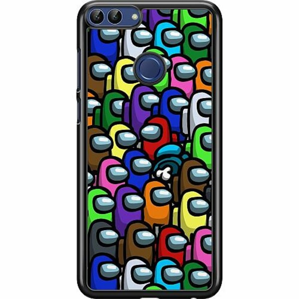 Huawei P Smart (2018) Hard Case (Svart) Among Us