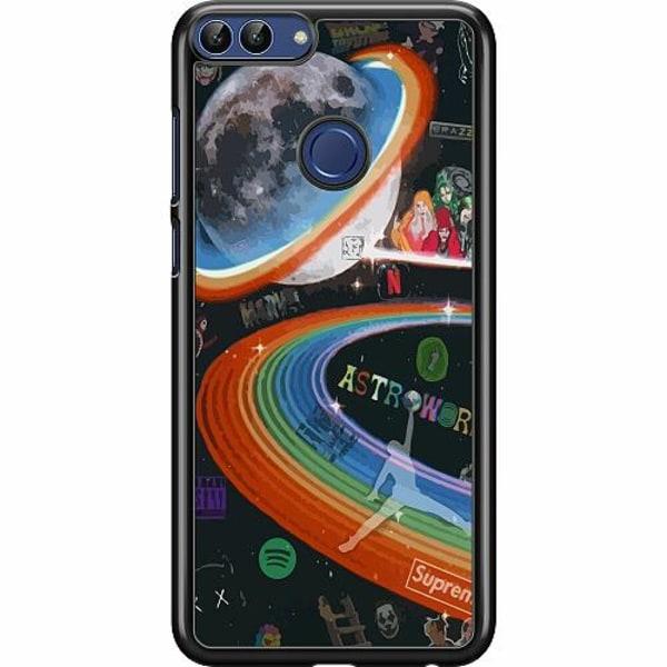Huawei P Smart (2018) Hard Case (Svart) Astroworld