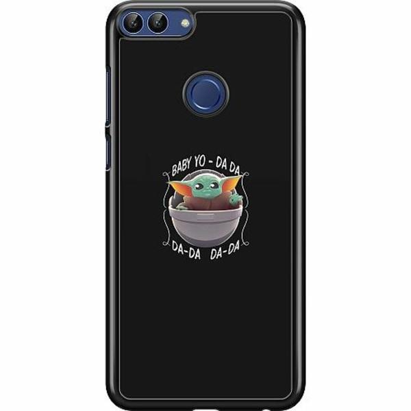Huawei P Smart (2018) Hard Case (Svart) Baby Yoda
