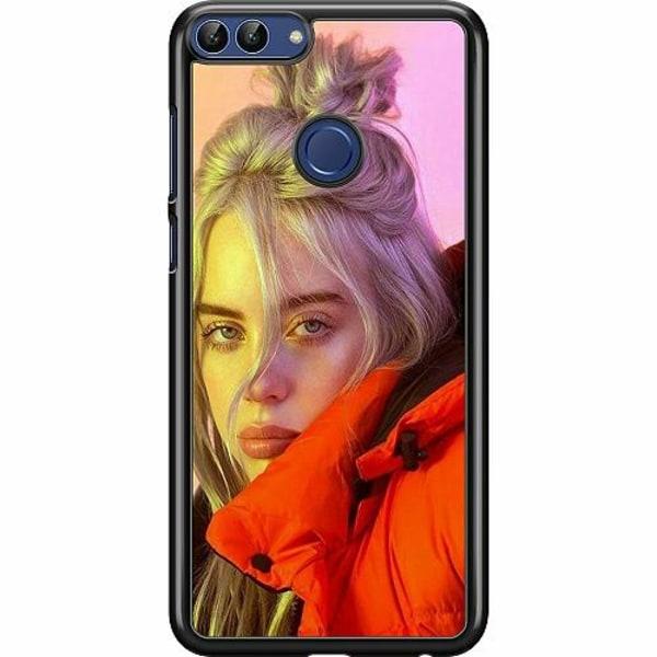 Huawei P Smart (2018) Hard Case (Svart) Billie Eilish 2021