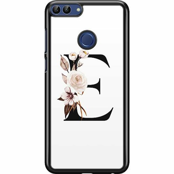 Huawei P Smart (2018) Hard Case (Svart) Bokstäver