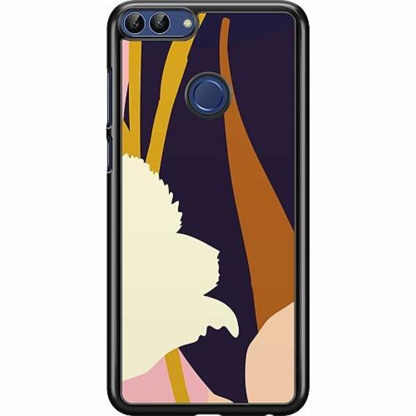 Huawei P Smart (2018) Hard Case (Svart) Guess Which