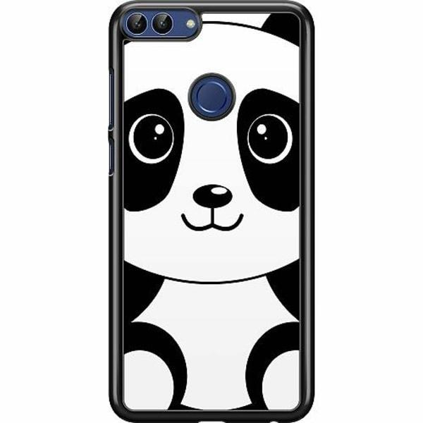 Huawei P Smart (2018) Hard Case (Svart) Panda