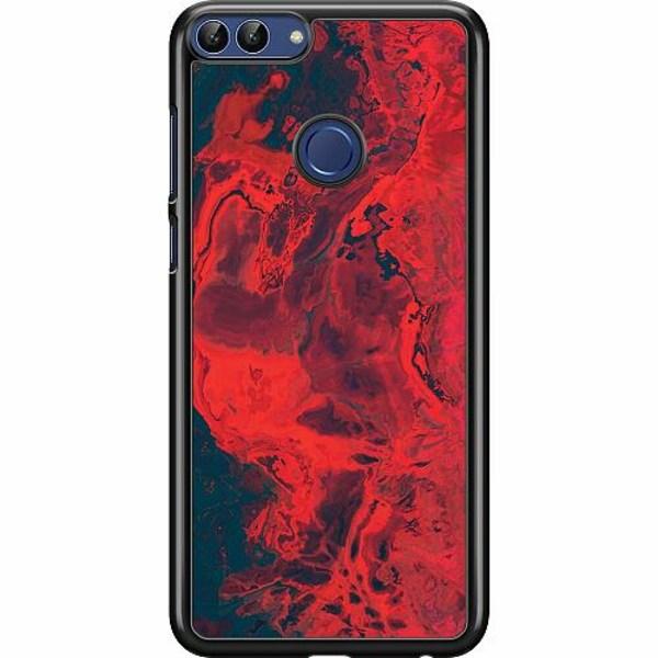 Huawei P Smart (2018) Hard Case (Svart) Pattern